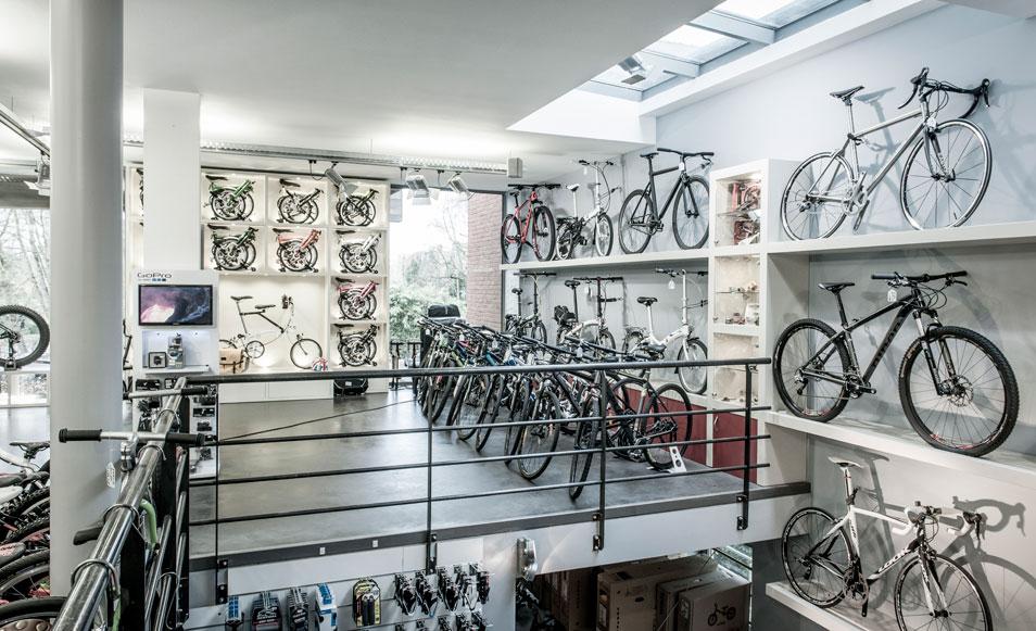grand choix de vélo bruxelles