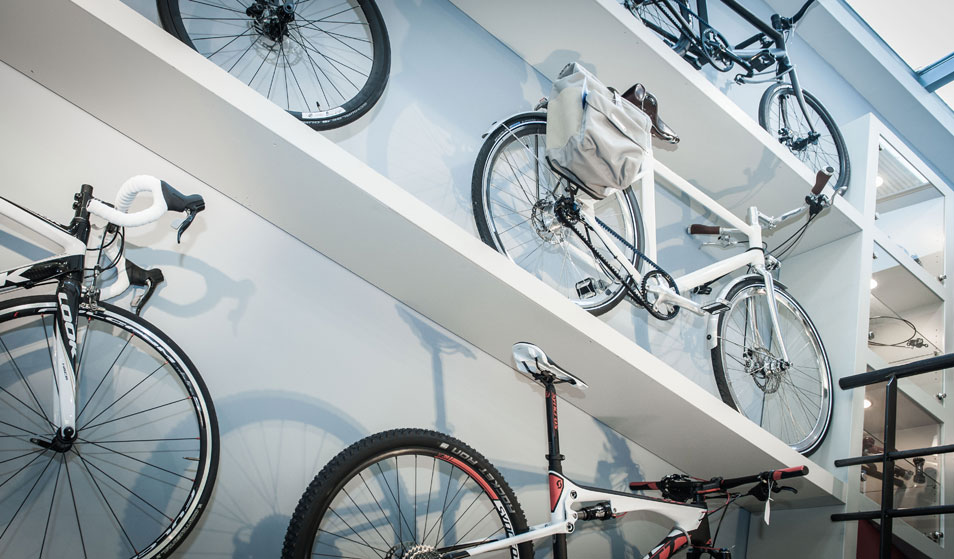 Bicycle store brussels