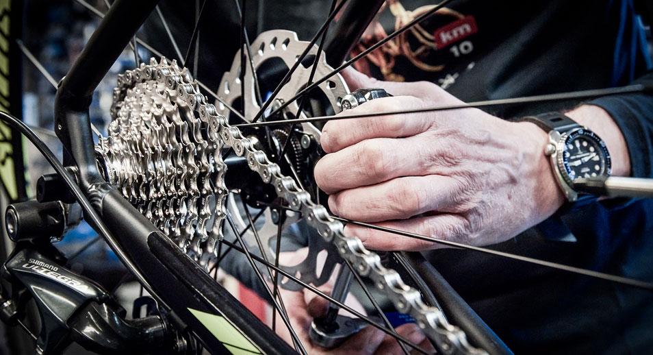 entretien vélo Bruxelles