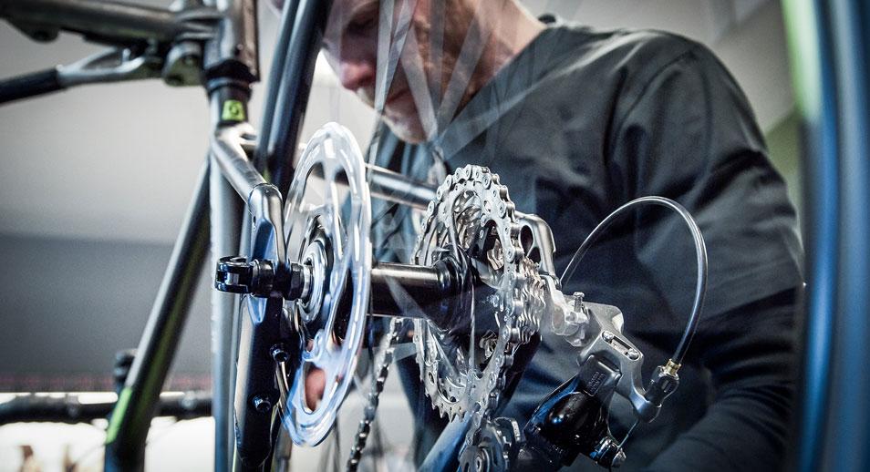 réparation vélo Bruxelles